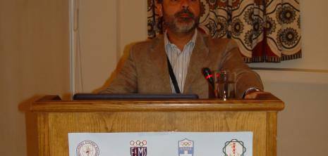Ομιλία Αλέξανδρος Τζαβέας